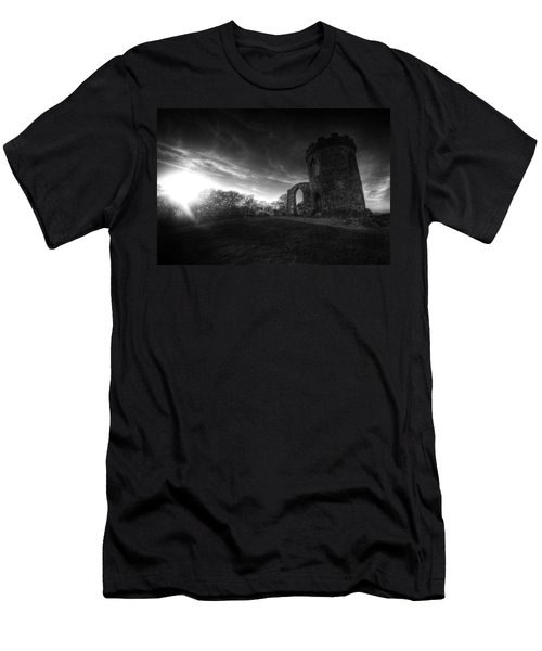 Bradgate Park At Dusk Men's T-Shirt (Athletic Fit)