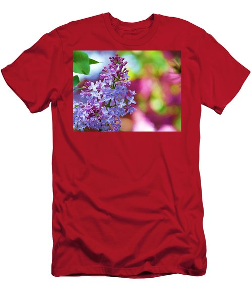Lilacs 2012 Men's T-Shirt (Athletic Fit)