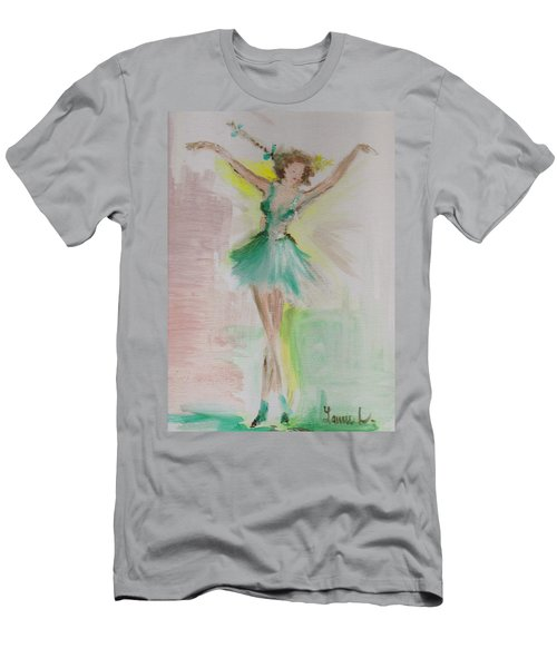 Dance Men's T-Shirt (Slim Fit) by Laurie L