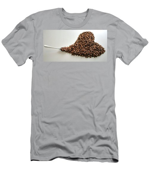 Coffee Lover Men's T-Shirt (Athletic Fit)
