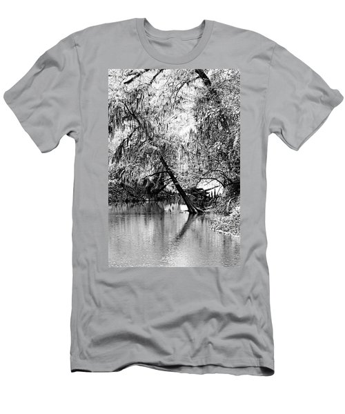 The River Filtered Men's T-Shirt (Athletic Fit)