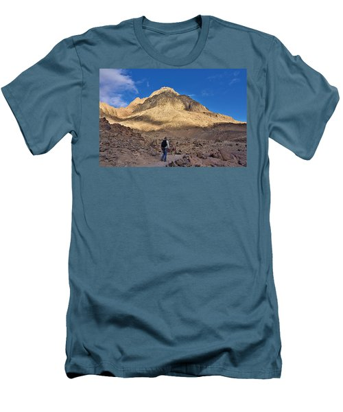 Mount Sinai Men's T-Shirt (Athletic Fit)