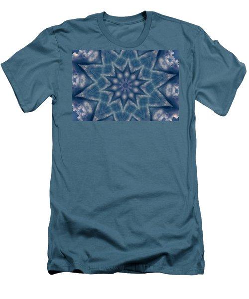 Sky Mandalas 6 Men's T-Shirt (Athletic Fit)