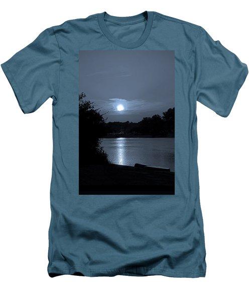 Twilight Men's T-Shirt (Slim Fit) by Sue Stefanowicz