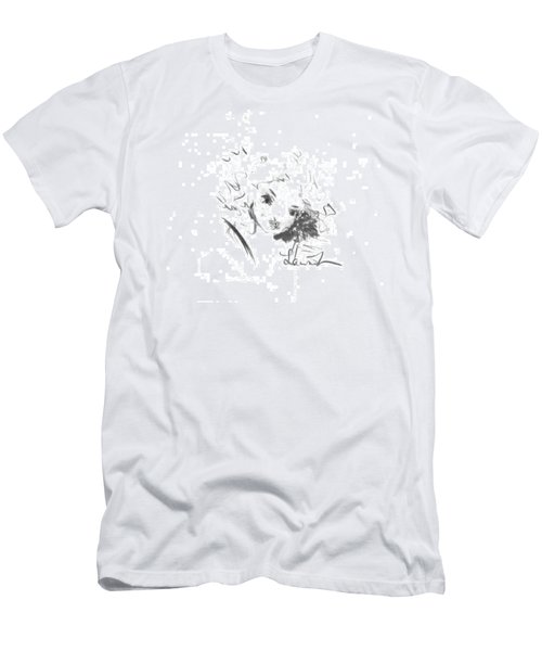 Just Country Men's T-Shirt (Slim Fit) by Laurie L