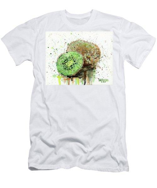 Kiwi 1 Men's T-Shirt (Athletic Fit)