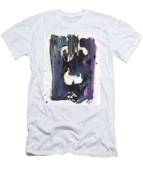 Kneeling Men's T-Shirt (Athletic Fit)