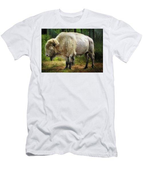 White Cloud Men's T-Shirt (Athletic Fit)