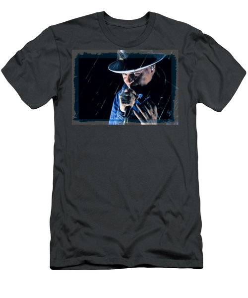 Gord Downie Men's T-Shirt (Athletic Fit)