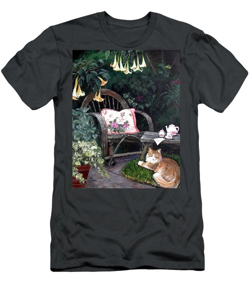 My Secret Garden Men's T-Shirt (Athletic Fit)