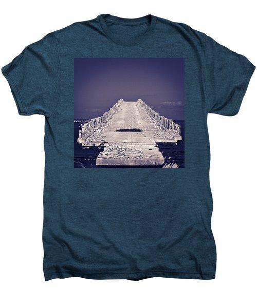 Overseas Railroad II Men's Premium T-Shirt