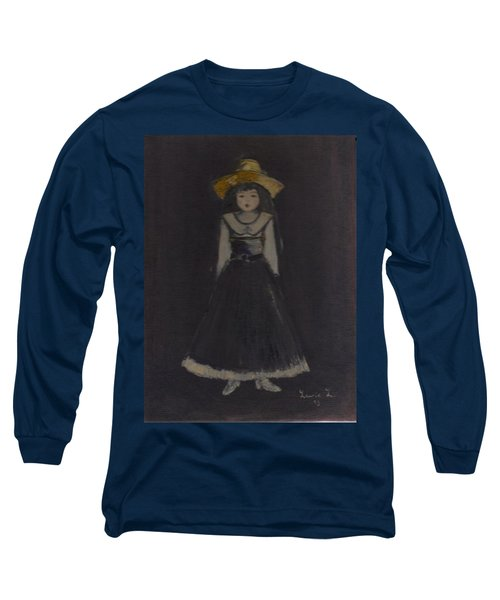 Just A Beautiful Country Girl... Long Sleeve T-Shirt by Laurie L