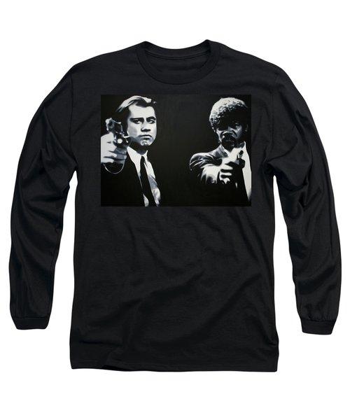 - Pulp Fiction - Long Sleeve T-Shirt
