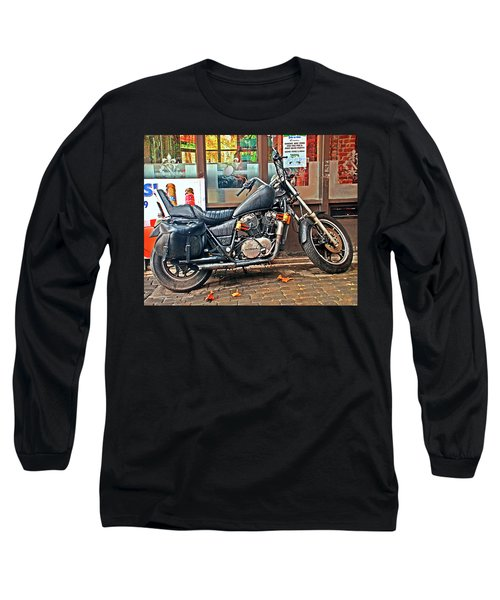1983 Vt750 C Honda Shadow Long Sleeve T-Shirt