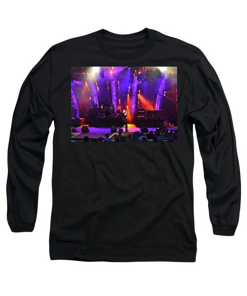Long Sleeve T-Shirt featuring the photograph 2u Does U2 by Carol  Bradley