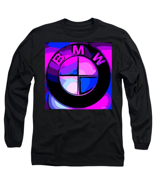 BMW Long Sleeve T-Shirt by George Pedro