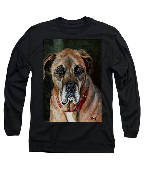 Boo For Dogtown Long Sleeve T-Shirt