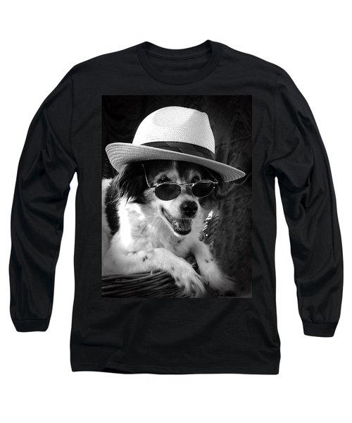 Cool Dog  Long Sleeve T-Shirt