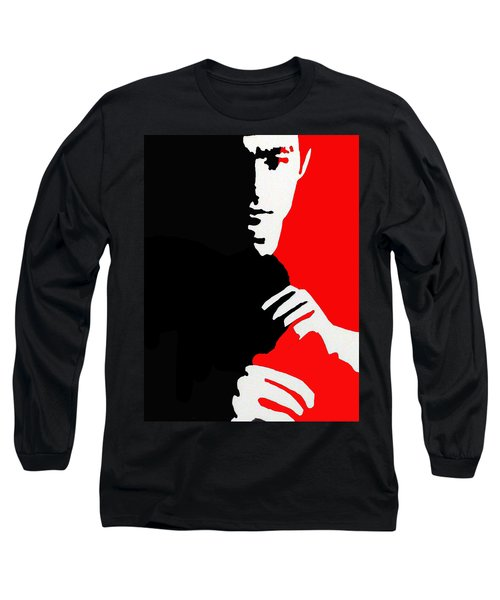 Enter The Dragon Long Sleeve T-Shirt by Robert Margetts