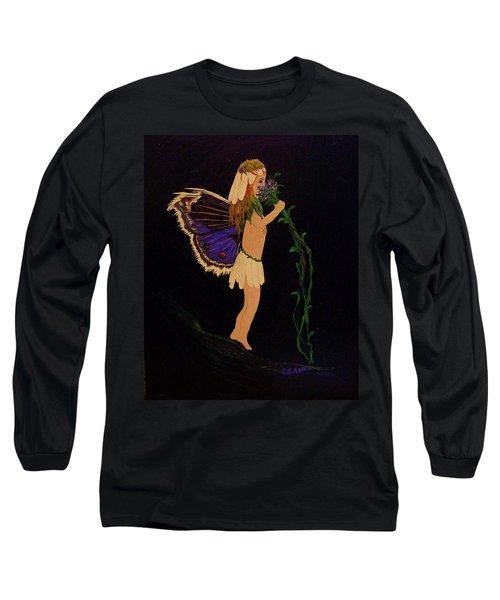 Fairy Girl Long Sleeve T-Shirt