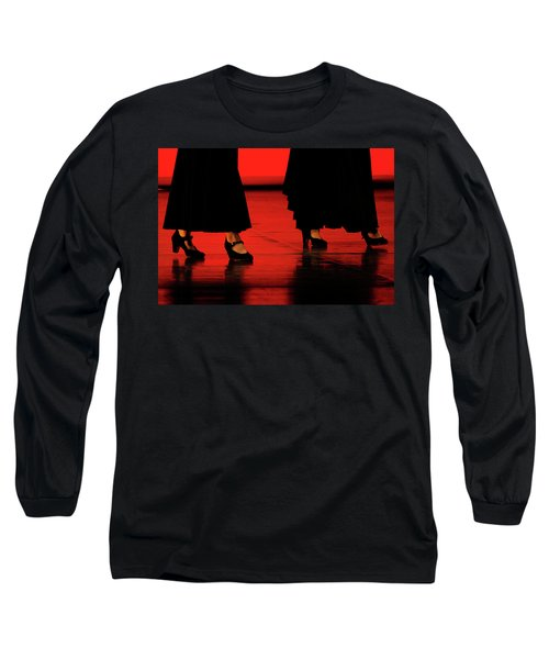 Long Sleeve T-Shirt featuring the photograph Flamenco 2 by Pedro Cardona