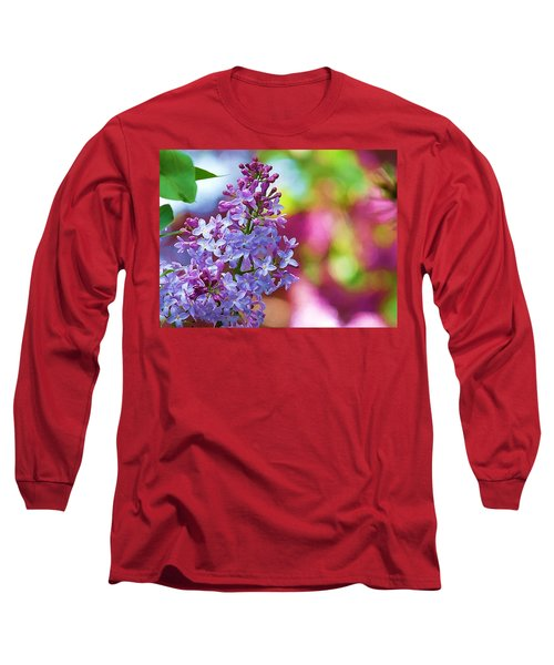 Lilacs 2012 Long Sleeve T-Shirt