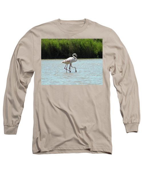 Two Headed Long Sleeve T-Shirt