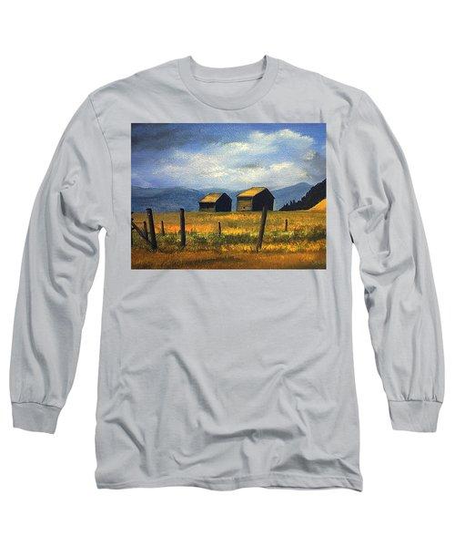Kila Barns Long Sleeve T-Shirt