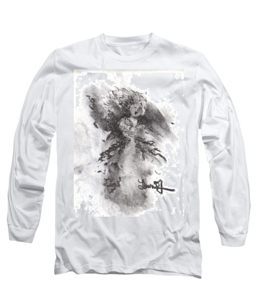 Rapture Of Peace Long Sleeve T-Shirt by Laurie L
