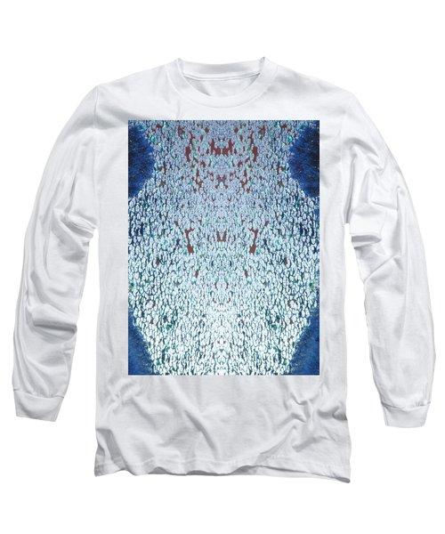 Shattered Vase Long Sleeve T-Shirt