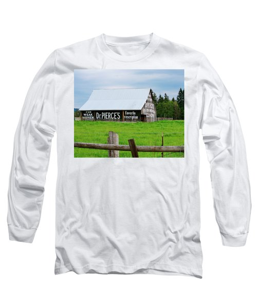 Dr Pierce' Barn 110514.109c1 Long Sleeve T-Shirt