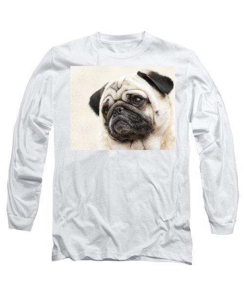 L-o-l-a Lola The Pug Long Sleeve T-Shirt