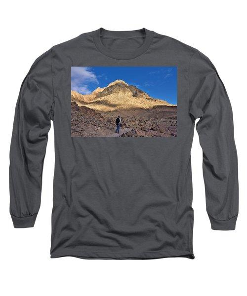 Mount Sinai Long Sleeve T-Shirt