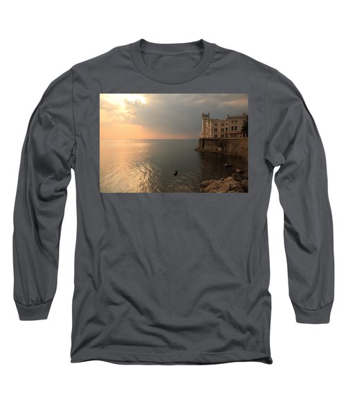 Miramare Sunset Long Sleeve T-Shirt
