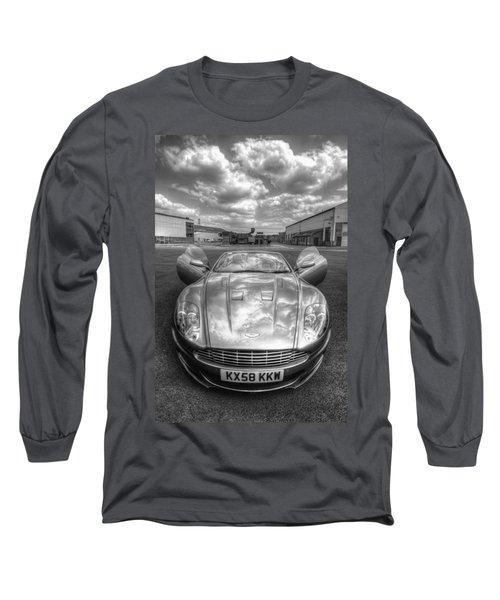 Aston Martin Dbs Long Sleeve T-Shirt