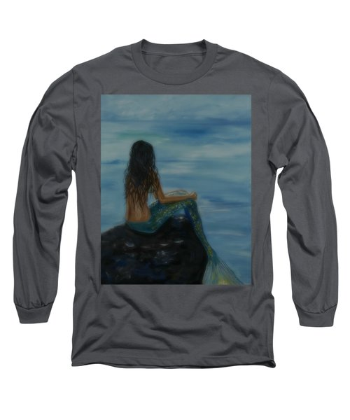 Mermaid Mist Long Sleeve T-Shirt