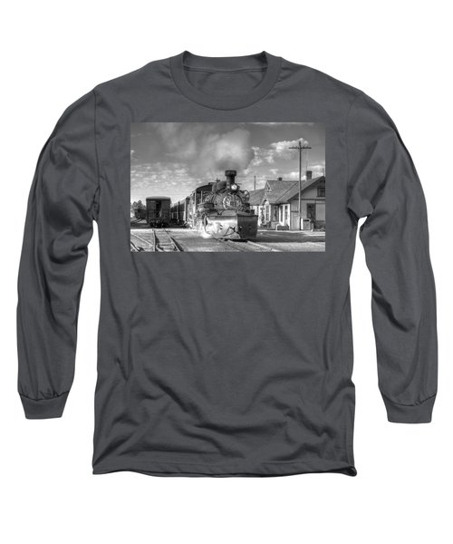 Morning Special Long Sleeve T-Shirt by Ken Smith