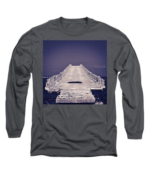 Overseas Railroad II Long Sleeve T-Shirt