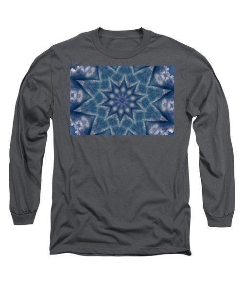 Sky Mandalas 6 Long Sleeve T-Shirt