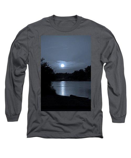 Twilight Long Sleeve T-Shirt by Sue Stefanowicz