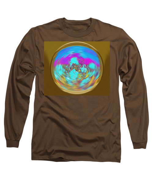 Enchanted View. Unique Art Collection Long Sleeve T-Shirt
