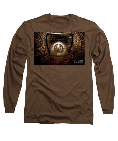 The Tunnel Long Sleeve T-Shirt by Randall Cogle