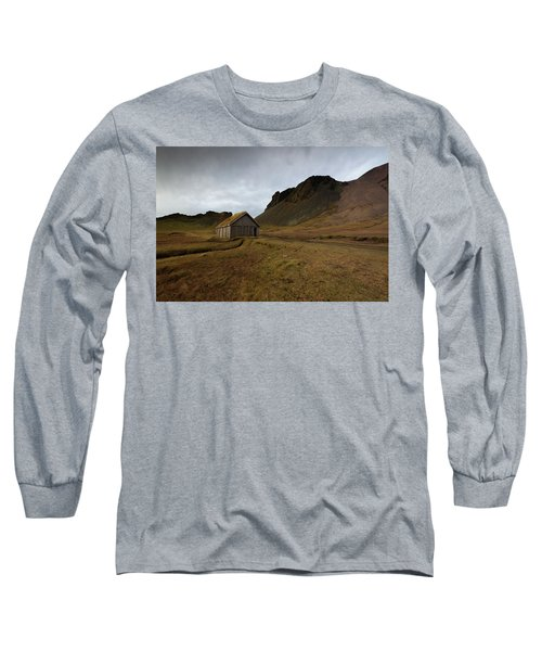 Give Me Shelter Long Sleeve T-Shirt