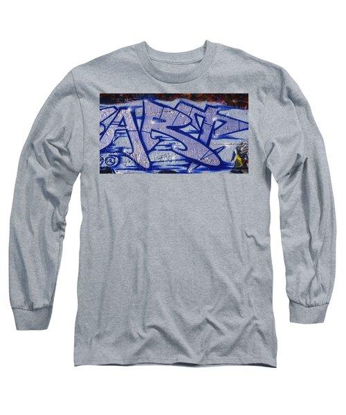 Graffiti Art-art Long Sleeve T-Shirt by Paul W Faust -  Impressions of Light