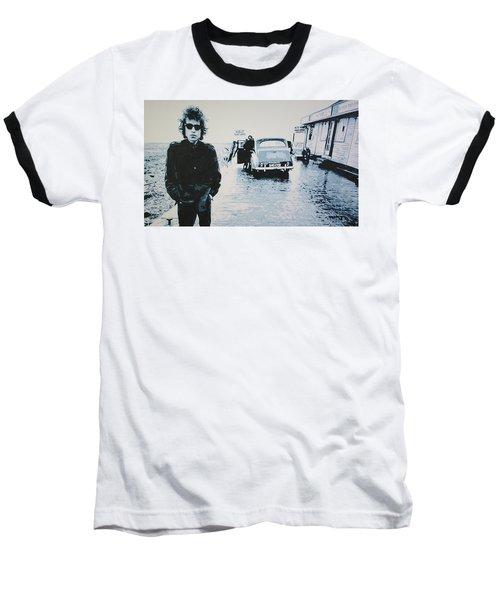 No Direction Home Baseball T-Shirt