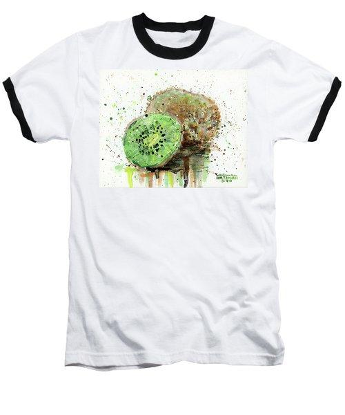 Kiwi 1 Baseball T-Shirt