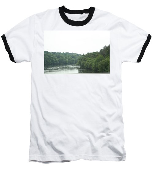 Mighty Merrimack River Baseball T-Shirt