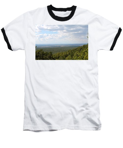 Overlooking Pinetop Baseball T-Shirt
