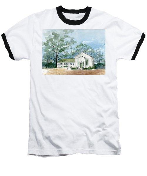 Sicklerville 1859 Church  Baseball T-Shirt