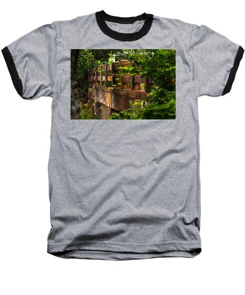 Old Joshua Highway Baseball T-Shirt